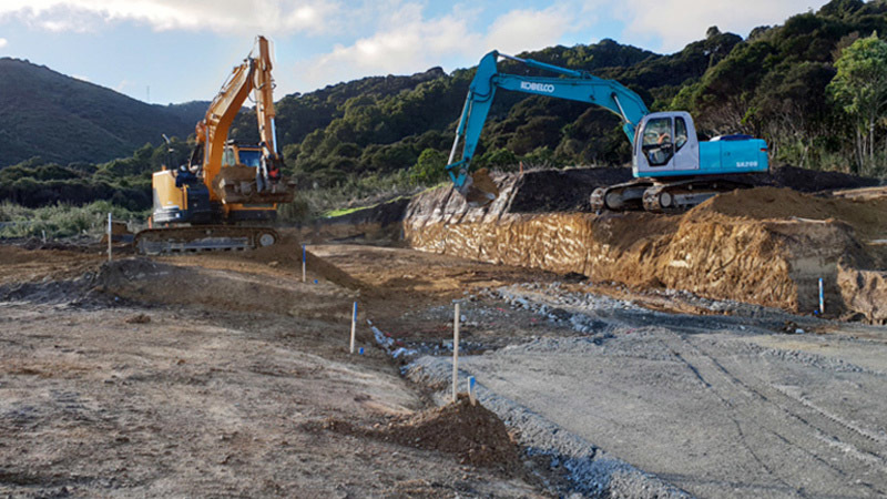 Wellington Earthworks and Drainage Specialists Wellington